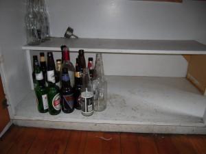 Et quelques bières pour la route!