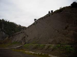 Le système d'escaliers panoramiques