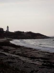 Cape Cod, avril 2011
