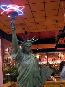 New York, avril 2010