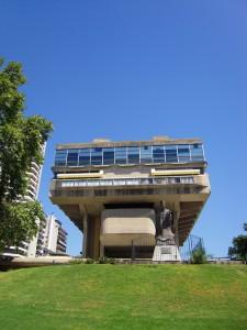 La bibliothèque nationale