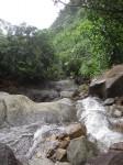 rivière de la chute du carbet