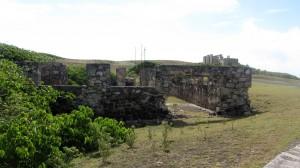 Ruines de l'anciennce cotonnerie