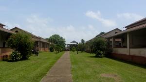 Les logements des gardiens