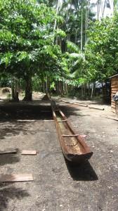 Construction de pirogues