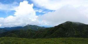 Vue sur la Basse-Terre